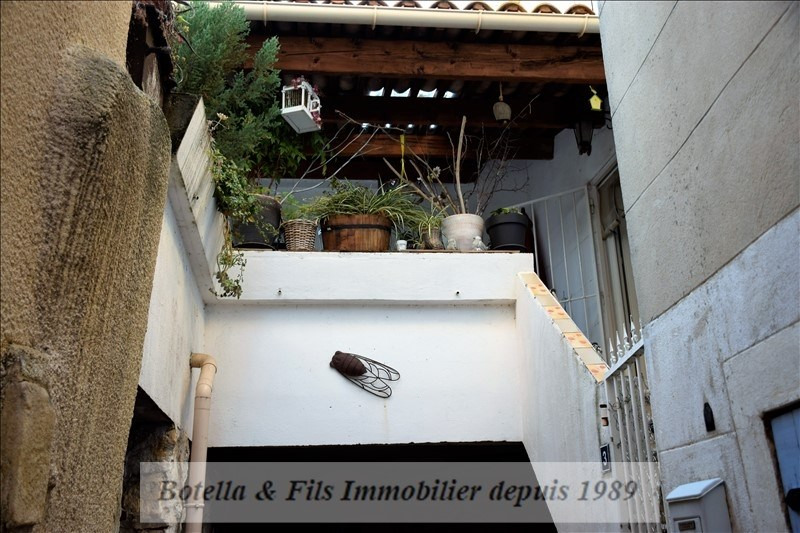 Vente maison / villa Bagnols sur ceze 133000€ - Photo 1