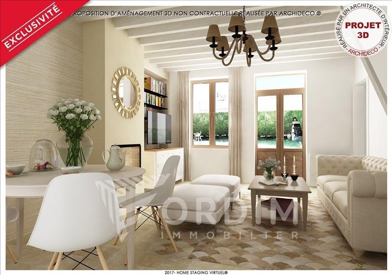 Vente maison / villa St sauveur en puisaye 59500€ - Photo 1