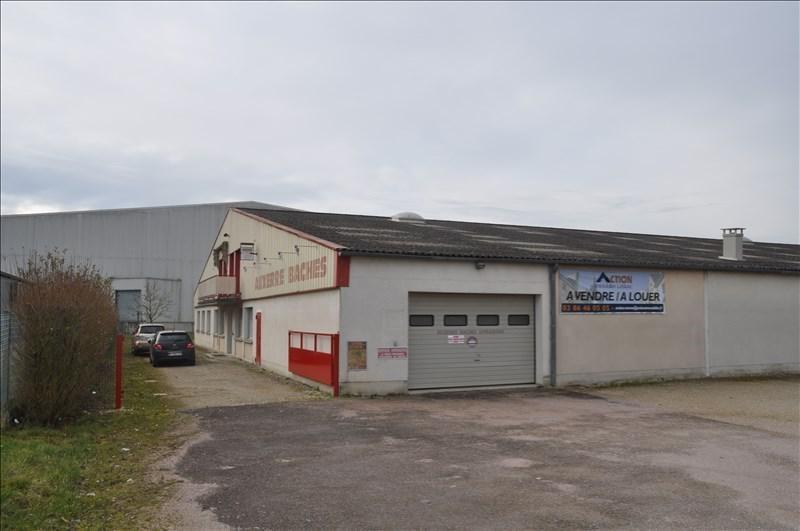 Location local commercial Moneteau 4000€ +CH/ HT - Photo 1