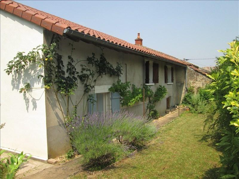 Vente maison / villa Farges les macon 149000€ - Photo 1