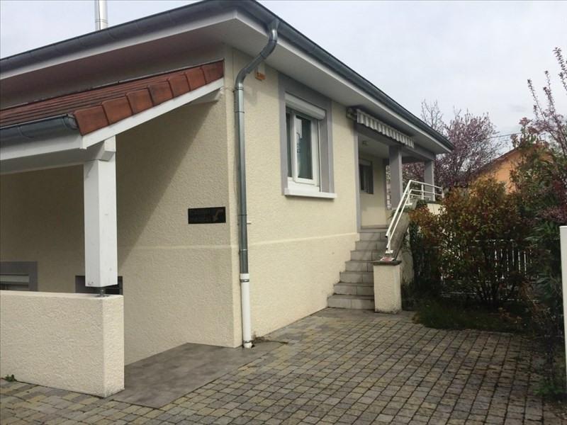 Vente maison / villa Bourgoin jallieu 380000€ - Photo 1
