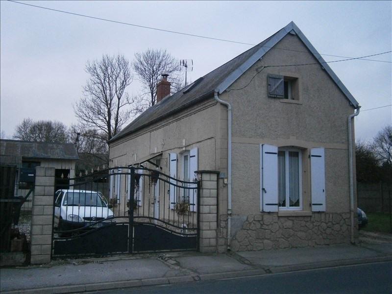 Vente maison / villa Peronne 61000€ - Photo 1