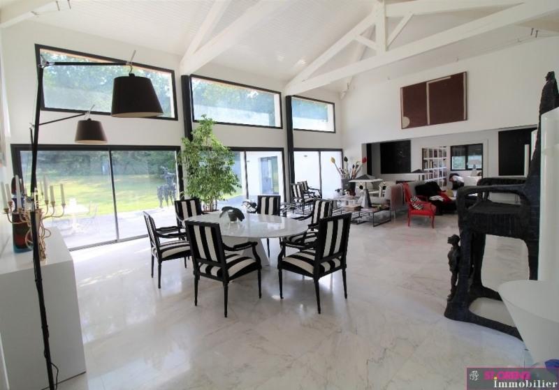 Deluxe sale house / villa Toulouse est 12 minutes 995000€ - Picture 2