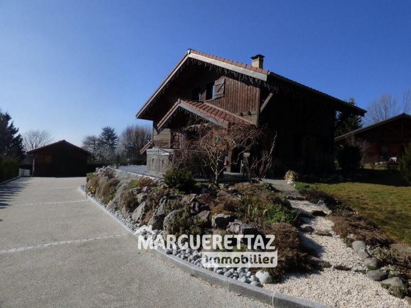 Vente maison / villa Saint-sixt 488000€ - Photo 2