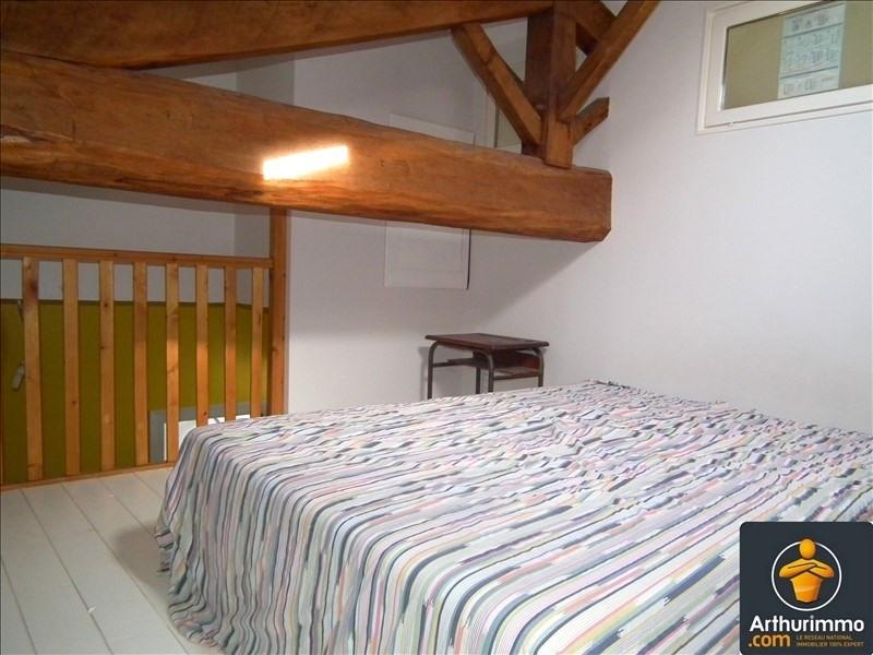 Sale house / villa Blanzac les matha 91800€ - Picture 12