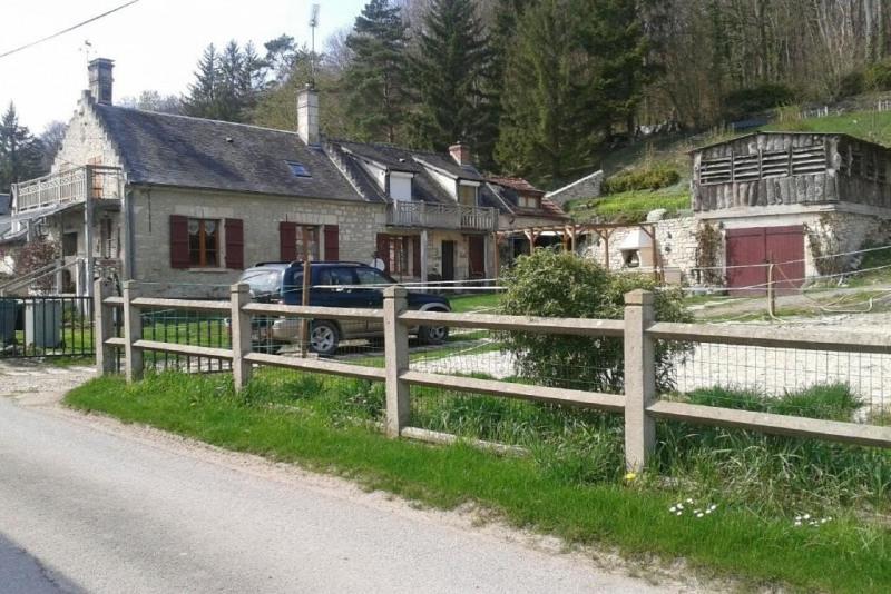 Sale house / villa Villers cotterets 222000€ - Picture 1