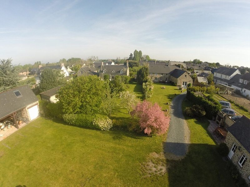Vente de prestige maison / villa Blainville sur mer 906250€ - Photo 2