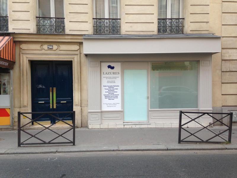 Location boutique Paris 15ème 1580€ CC - Photo 1