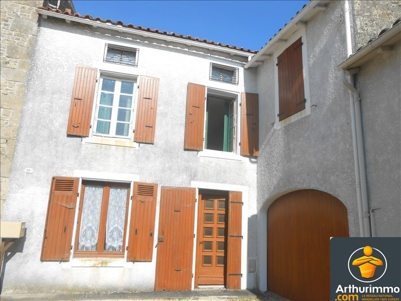 Vente maison / villa Aulnay 86 400€ - Photo 1