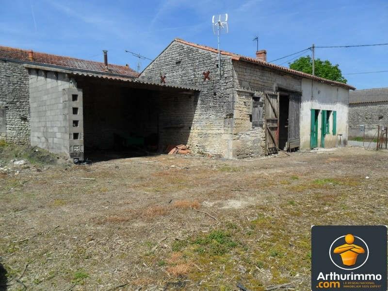 Sale house / villa Matha 30500€ - Picture 1