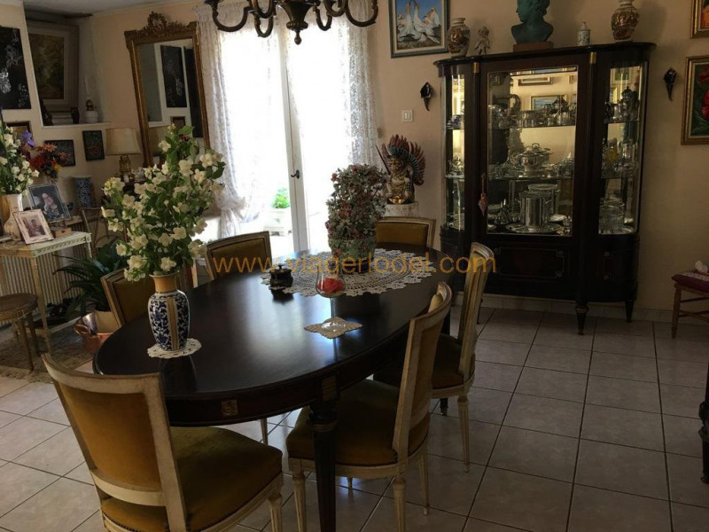 Life annuity house / villa Les angles 70000€ - Picture 15