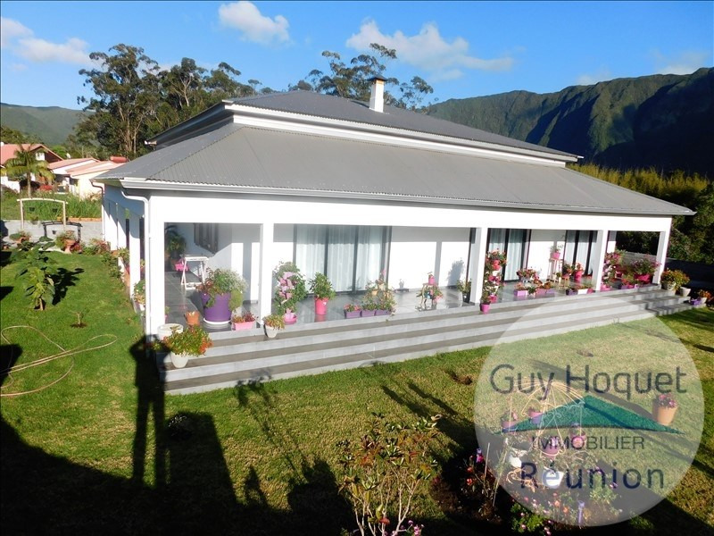 Vente de prestige maison / villa La plaine des palmistes 345000€ - Photo 1