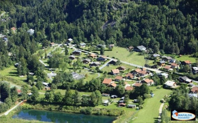 Vente terrain Servoz 222800€ - Photo 2