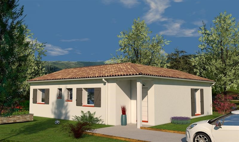 Maison  4 pièces + Terrain 1200 m² Saint-Vincent par LES BASTIDES LAURAGAISES