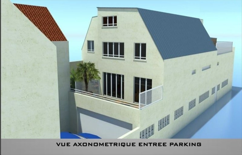 Sale building Bezons 829 000€ - Picture 1