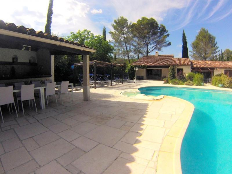 Vente de prestige maison / villa Fayence 580000€ - Photo 2