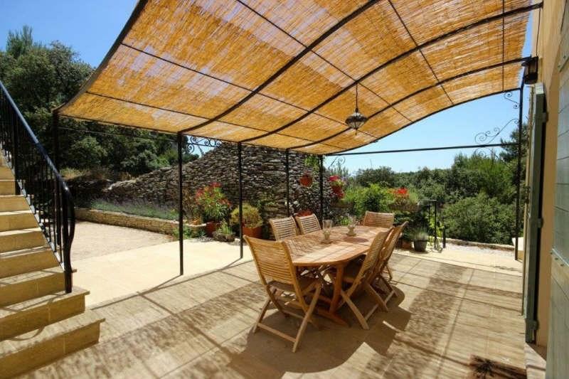 Vente de prestige maison / villa Saumane de vaucluse 755000€ - Photo 9