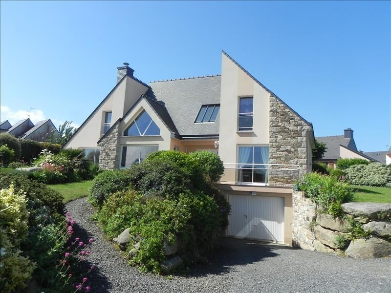 Deluxe sale house / villa St quay perros 698340€ - Picture 1