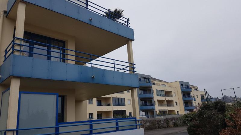 Sale apartment Quimper 123050€ - Picture 1