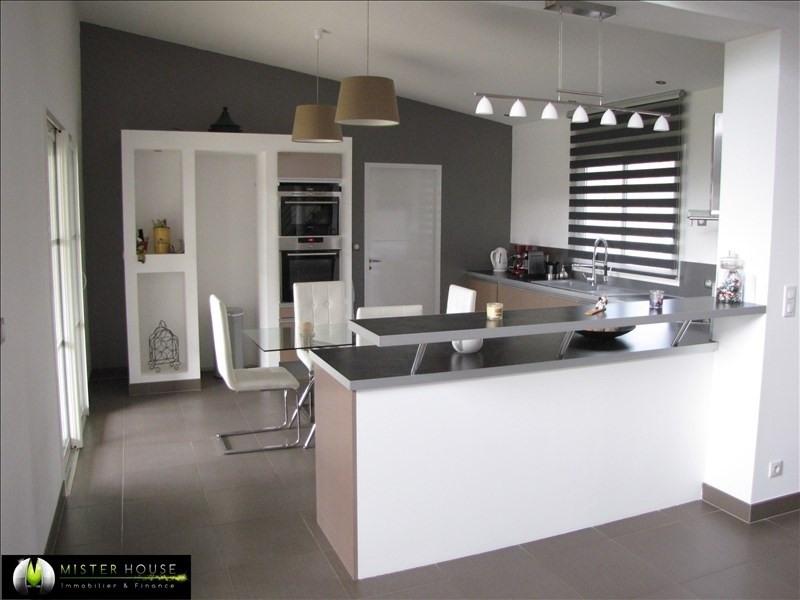 Verhuren  huis Monclar de quercy 1500€cc - Foto 7