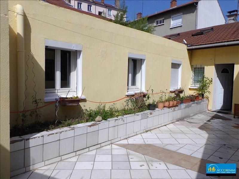 Venta  casa Villeurbanne 350000€ - Fotografía 2