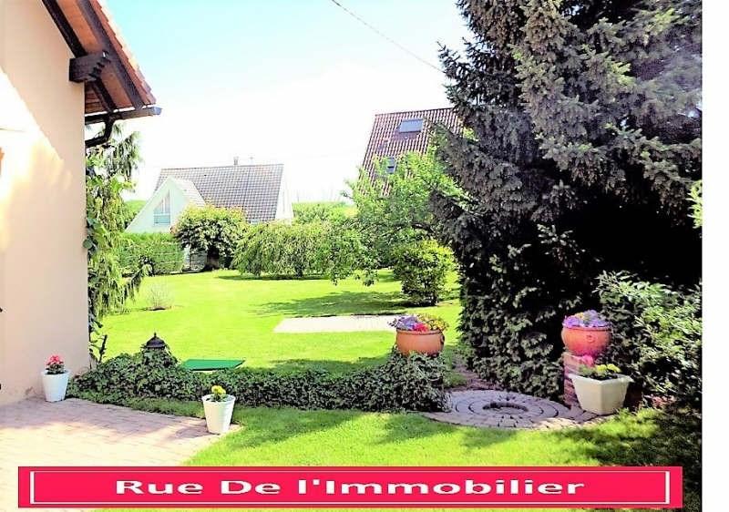 Vente maison / villa Kriegsheim 365000€ - Photo 1