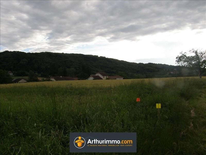 Vente terrain Vignieu 75000€ - Photo 5