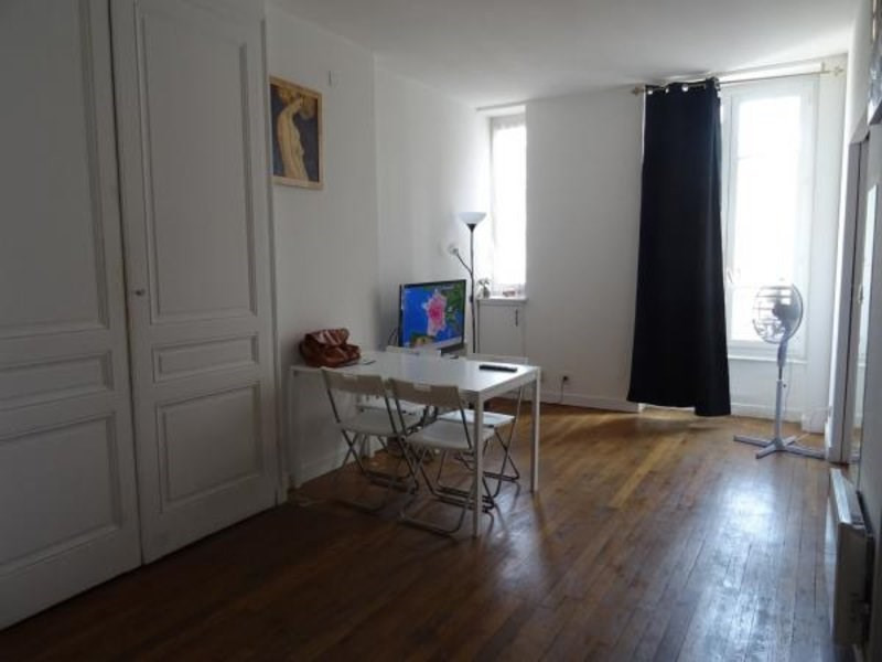 Sale apartment Lyon 7ème 131 000€ - Picture 1
