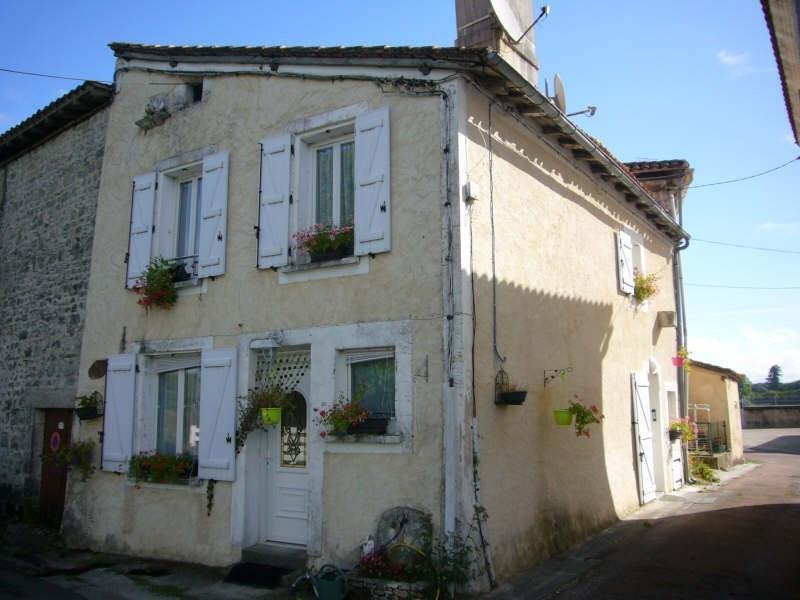 Vente maison / villa St sulpice de mareuil 80900€ - Photo 1