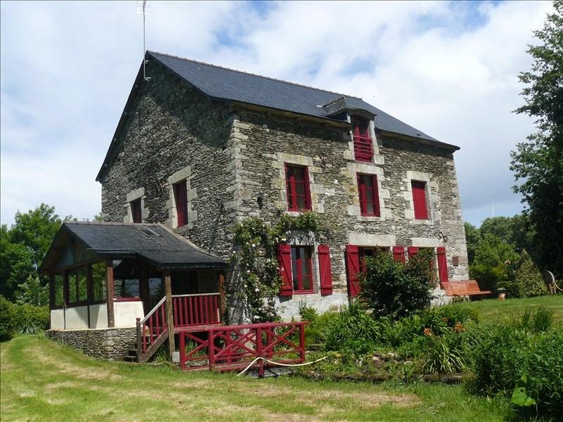 Vente maison / villa Josselin 252000€ - Photo 1