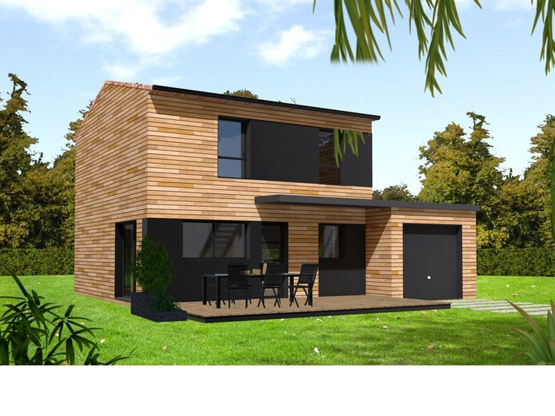 Maison  6 pièces + Terrain 684 m² Villebon sur Yvette par PRIMOBOIS