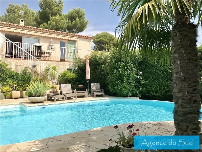 Vente de prestige maison / villa Roquefort la bedoule 635000€ - Photo 1