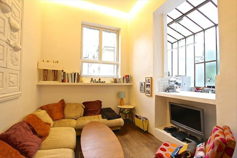 Vente appartement Paris 3ème 890 000€ - Photo 2