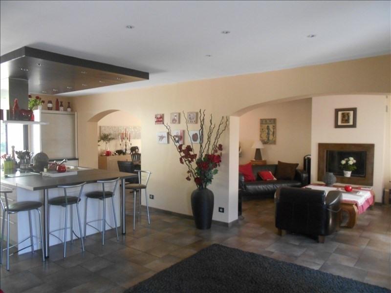 Sale house / villa Le plessis bouchard 548000€ - Picture 2