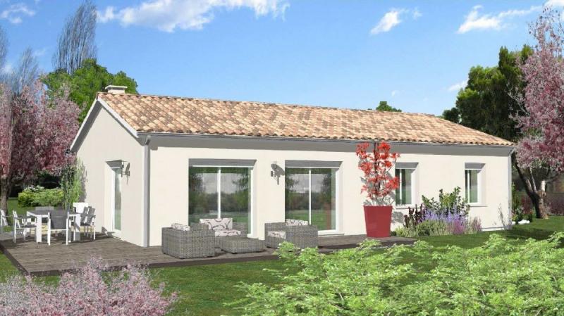Maison  4 pièces + Terrain 600 m² Cadillac-en-Fronsadais par IGC CONSTRUCTION