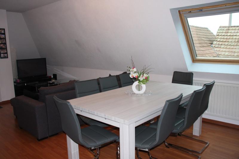 Sale apartment Hurtigheim 125000€ - Picture 5