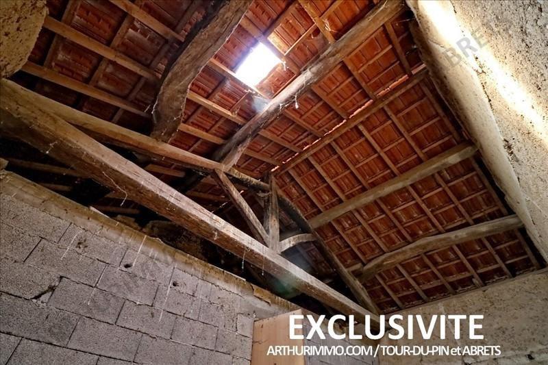 Sale house / villa La tour du pin 138000€ - Picture 8