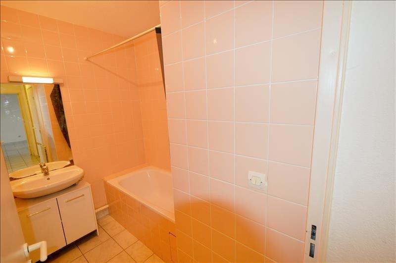 Verkoop  appartement Les angles 127000€ - Foto 5