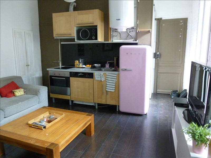 Vente appartement Paris 2ème 365 000€ - Photo 1