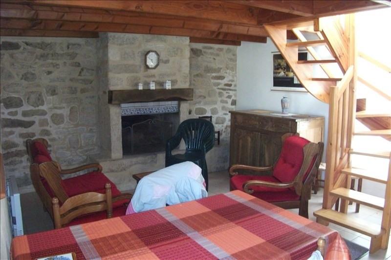 Sale house / villa Confort meilars 115500€ - Picture 4