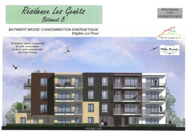 Vente appartement Longuenesse 266000€ - Photo 1