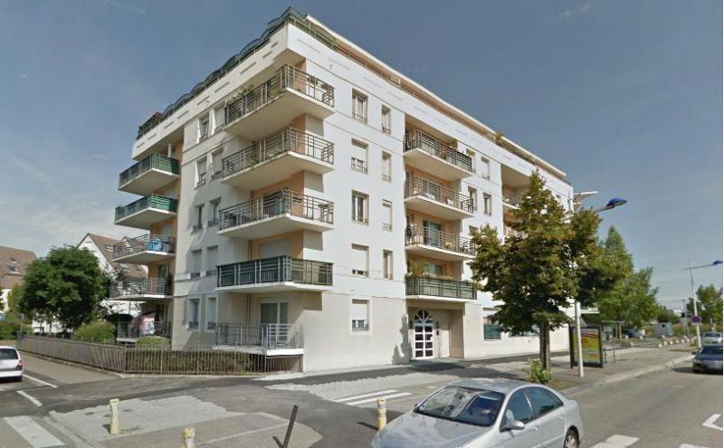 Vente appartement Strasbourg 141000€ - Photo 1