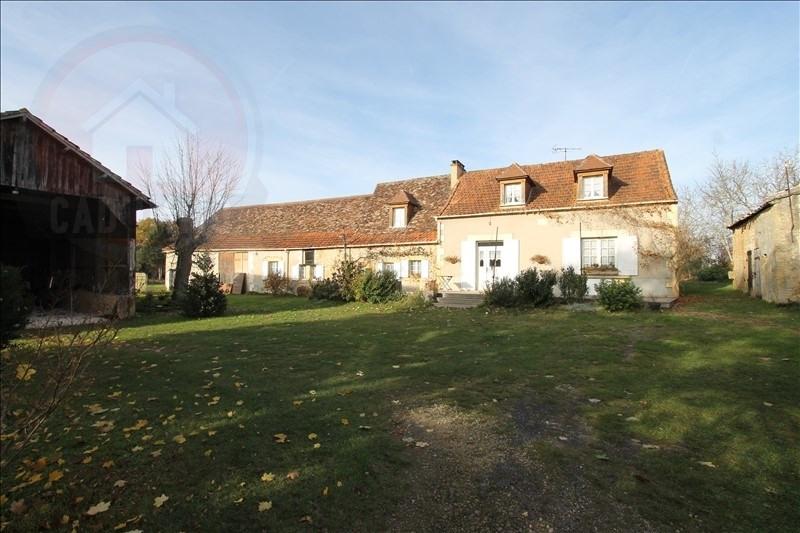 Vente maison / villa Baneuil 325000€ - Photo 1