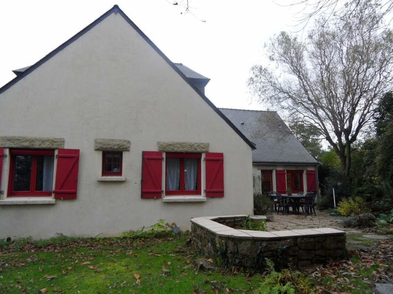 Vente maison / villa Plescop 314000€ - Photo 1