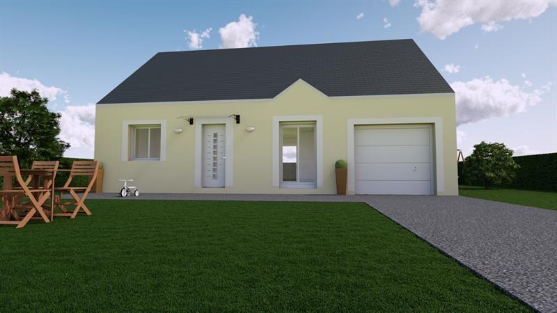 Maison  4 pièces + Terrain 800 m² Villette par REABELLE