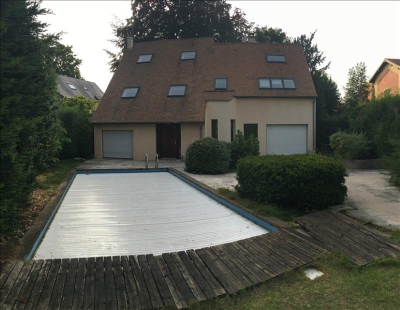 Rental house / villa Croissy sur seine 6000€ CC - Picture 1