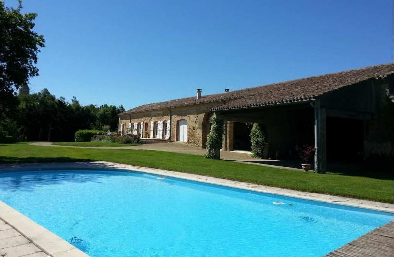 Deluxe sale house / villa Toulouse sud-est 30 mn 580000€ - Picture 1