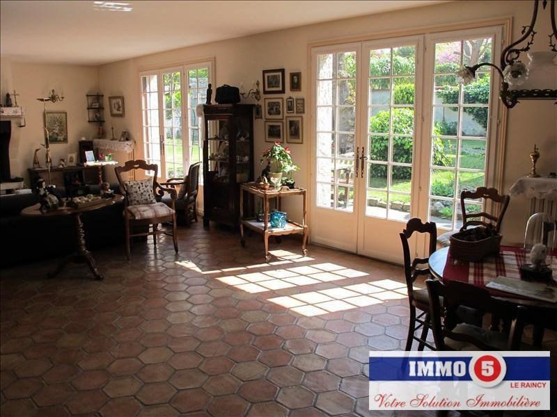Vente maison / villa Le raincy 685000€ - Photo 4