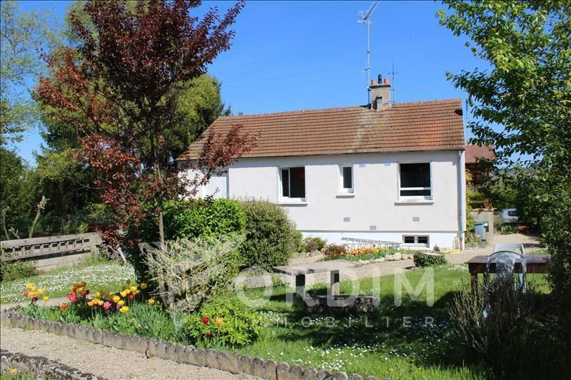 Sale house / villa Escolives ste camille 137500€ - Picture 1
