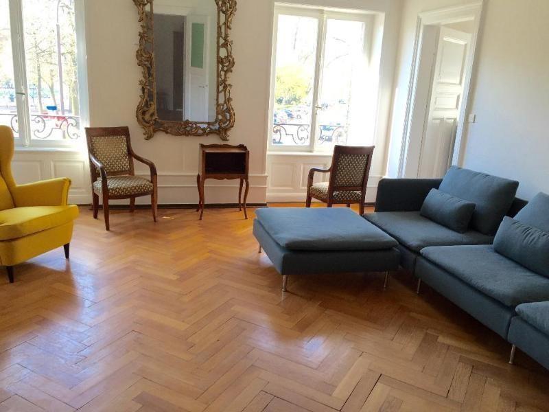 Verhuren vakantie  appartement Strasbourg 2730€ - Foto 10